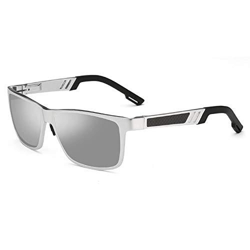 ANHPI Polarisiert Sport-Sonnenbrille für Herren Superleichtes Rahmendesign für Ski Baseball Golf Radfahren Angeln Laufen Fahren, 6 Farben (Color : #4)