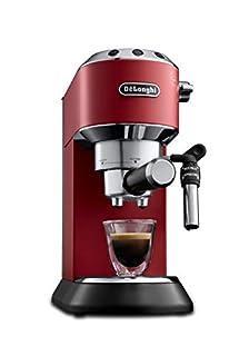 DeLonghi EC685.R Machine à espresso avec porte-filtre, Rouge, 1300 W (B06WD7Z8GD) | Amazon price tracker / tracking, Amazon price history charts, Amazon price watches, Amazon price drop alerts