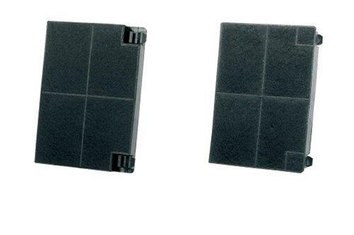 Electrolux 9029793552 Dunstabzugshaubenzubehör Kohlefilter EFF70 mit Times Filterwechselanzeige (Gas-kochfeld Dunstabzugshaube)