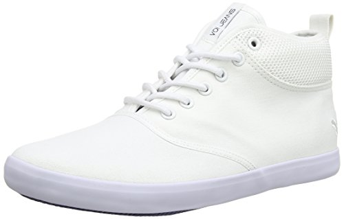 Voi Fiery Miracle, Sneakers Hautes Homme Blanc (white)