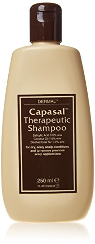 Capasal Therapeutic Shampoo 250ml [Loose Leaf] none (Shampoo Cradle Cap)