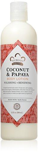 & Papaya - 13oz by Nubian Heritage ()