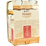 Fresenius Kabi Fresubin Energy Fibre Drink Erdbeere Trinkflasche, 4 x 200 ml, 1er Pack (1 x 2,75 kg)