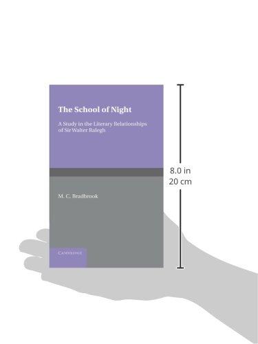 The School of Night Paperback