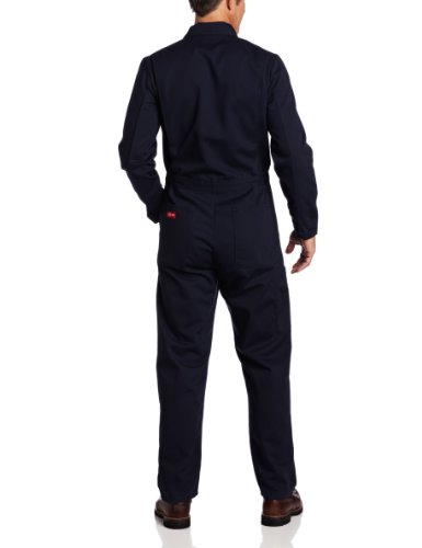 Dickies -  Maglia a manica lunga  - Uomo blu navy