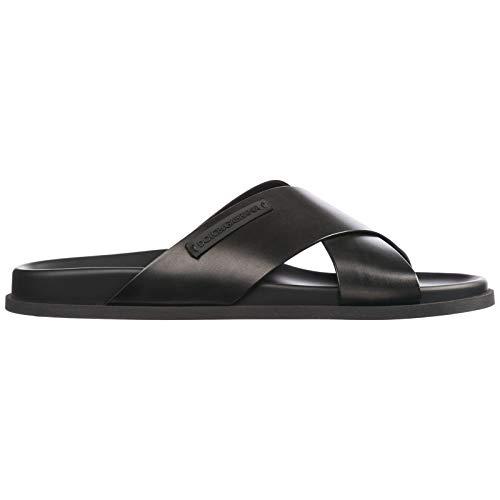 Dolce&Gabbana Herren Hawaii Pantoletten Nero 42 EU
