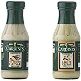 Cardini's. Dressing per insalata. THE ORIGINAL CAESAR DRESSING + Cardini's. Dressing per insalata. LIGHT CAESAR DRESSING