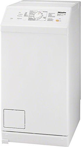 Miele W668F WPM D LW Waschmaschine / TL / Energieklasse A+++ / 150 kWh/Jahr / 8800 Liter/Jahr / 6 kg / 1200 UpM / Einzigartig: Patentierte Schontrommel / Mengenautomatik, lotosweiß
