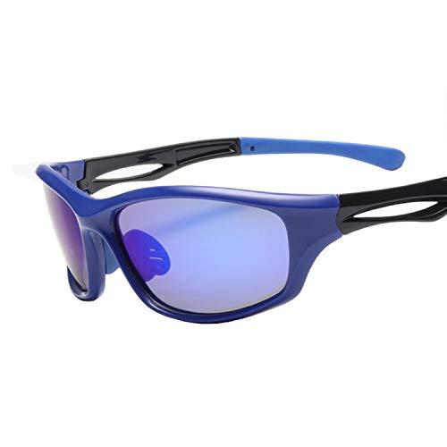 AMINE-New Sport Polarisator Mode Radfahren Brille Outdoor Sports Brille Factory Direct Sonnenbrille 8829 (C)