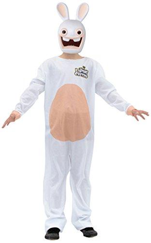 Kostüm Raving Rabbids? für Kinder - 3-4 Jahre