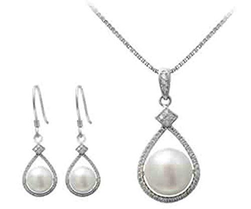 anazoz-joyeria-de-moda-juegos-de-joyas-de-mujer-chapado-en-plata-pendientes-y-collar-forma-perla-got