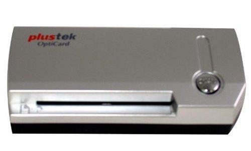 Plustek OPTICARD 610 Visitenkartenscanner