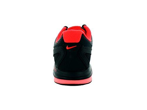 Nike Wmns Dual Fusion Run 3, Chaussures de Running Entrainement Femme gris - Gris (Clssc Chrcl / Brght Crmsn-Lv Glw)