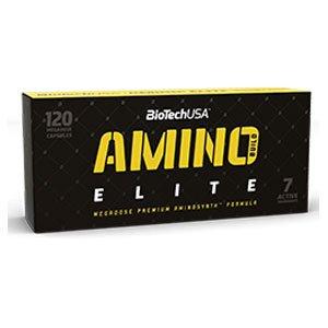 Biotech USA Amino Built Elite, 120 Kapseln