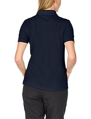 Jack Wolfskin Damen Shirt Pique Function 65 Polo W von Jack Wolfskin auf Outdoor Shop