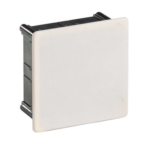 Unterputz Abzweigkasten (100x100x50mm, CLIP-Deckel)
