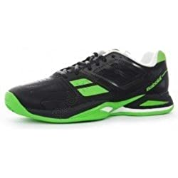 Babolat - Pteam bpm clay padel man color:negro/verde talla:44