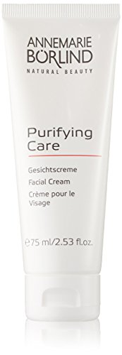 Annemarie Börlind Purifying Care femme/woman, Gesichtscreme, 1er Pack (1 x 75 ml)