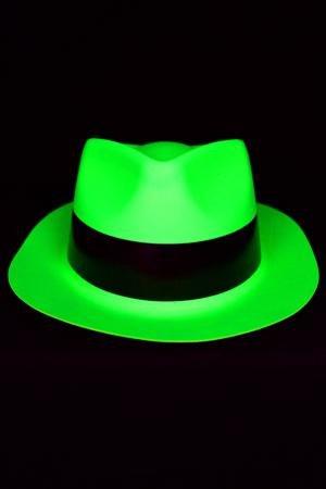 Costumes Al Capone - UV Floor Universe - Chapeau Al Capone