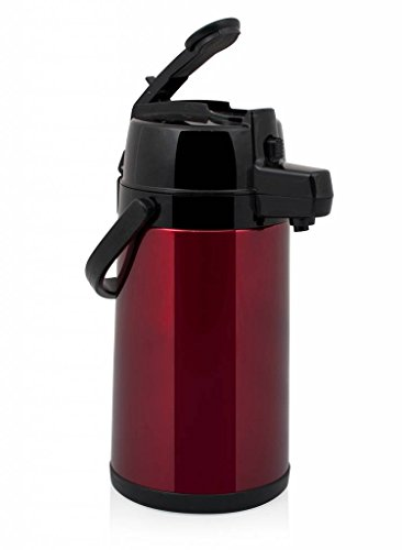 Bama Pichet Isotherme Thermos Malta Rouge 2,2 L