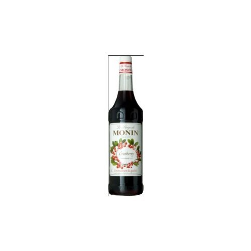 Monin Cranberry Sirup 1 Liter