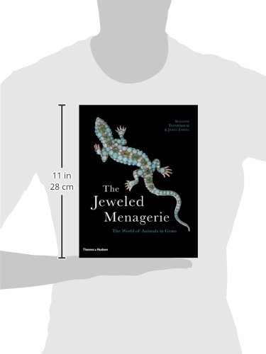 The Jeweled Menagerie: The World of Animals in Gems