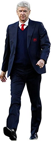 Arsene Wenger Life Size Cutout