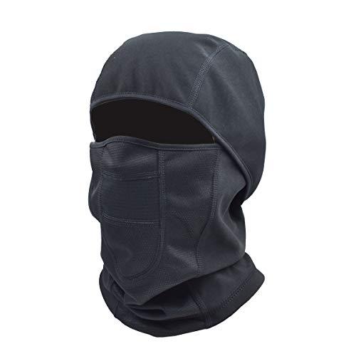 Madbike Moto antivento passamontagna sci maschera viso sport invernali scaldacollo bici maschera (HKBK)