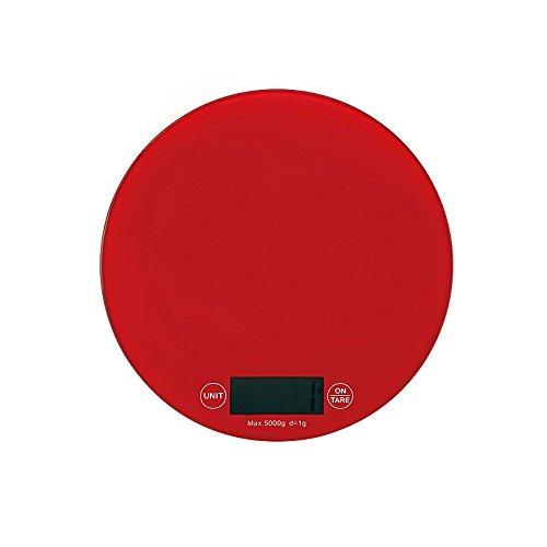 Haushalt Küchenwaagen Präzision Elektronische Waagen Mode Küche Skala Backen Essen Waage Sagte,Rot,Der gesamte Code (Küchen-backen-skala)