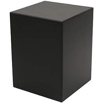 Amazon.de: Säule aus 100% seltenem schwarzen Granit, sehr
