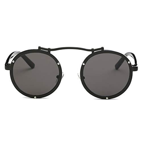 AAMOUSE Sonnenbrillen Klassische Steampunk Sonnenbrille Männer Frauen Mode Brille Designer RetroSonnenbrilleSonnenbrille
