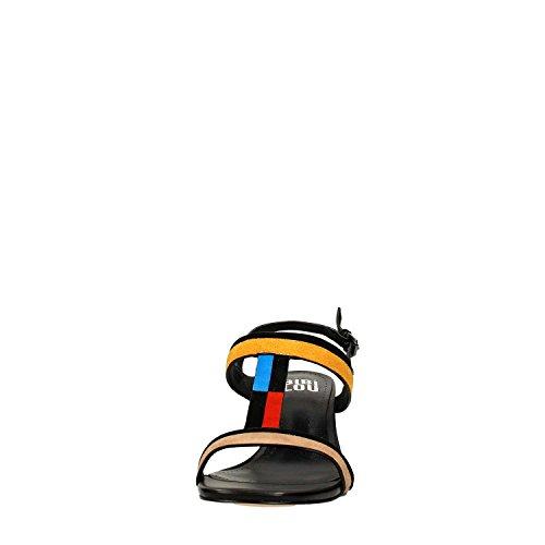 Bibi Lou 694Z30VK Sandale À Talons Femme Noir