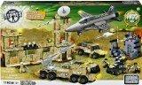 True Heroes Mega Bloks Set Military BATTLE UNIT by True Heroes
