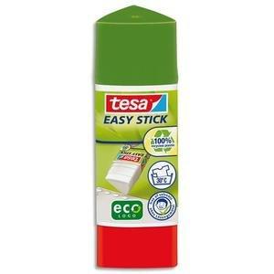 TESA bâton de colle ecoLogo Easy Stick, contenu: 12 g