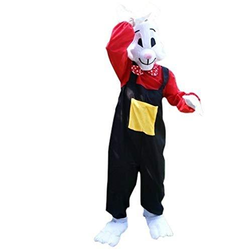 (PUS Hase-n Kostüm-e Su22 Gr. M-L, Kat. 2, Achtung: B-Ware Artikel. Bitte Artikelmerkmale lesen! Frau-en und Männer Tier-e Häschen Wald- Fasnacht-s Fasching-s Karneval-s Geburtstag-s Geschenk-e)