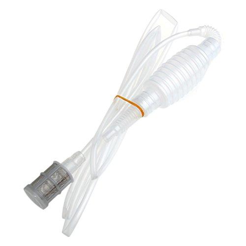 Luoxxxka Hand Knetsiphon Filter 1,8 m Brew Siphon Pack für Wein Lebensmittelqualität Tube Home...