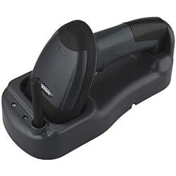 1D Lecteur de Code Douchette Barcode Scanner Portable Scanner Code à Barres Rechargeable Sans Fil B-tooth Fonction avec Tous Les Codes 1D