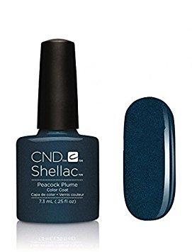 CND SHELLAC - Peacock Plume, 7 ml -