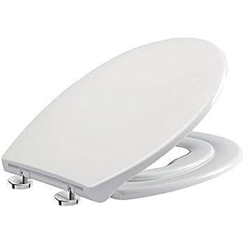 Soft Close Family Toilet Seat Child Friendly Potty Training White ...