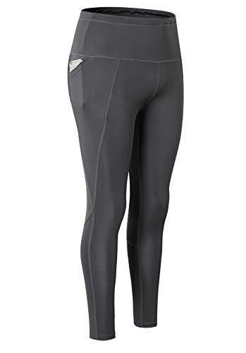 Qutool Damen Sport Hose Yoga Leggings Strumpfhosen Workout Hose Running Hose (Hose Workout Leggings)