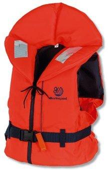 Marinepool 100n - Chaleco salvavidas infantil Talla:10 -20 kg's weight -...