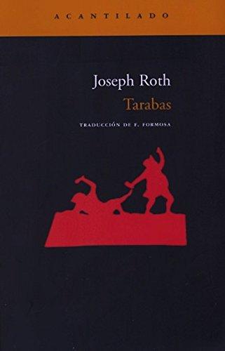 Tarabas Cover Image
