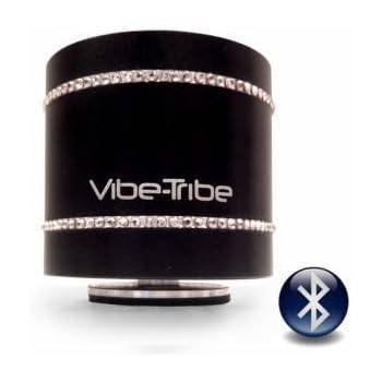 Vibe-Tribe Troll 2.0 - Limited Edition - Crystals from Swarovski : 10Watt Wireless Bluetooth Vibration Speaker