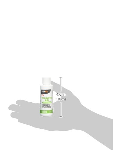 VetIQ Training Aid 60ml. Helps Toilet Train Puppies and Older Dogs Particularly When Settling Into New Home. Safe and Effective 5