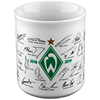 Werder Bremen SV Tasse *** Saison *** 2018/2019