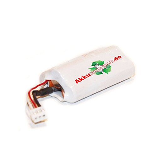 "Akku - Wella Xpert HS70 - Tondeo Eco XP - Cadus Clipper - Batterie Battery HS 70 z.B. für folgende Modelle 1535045 1520902 60-1522696 HR-AAAU - Für \""Nichtbastler\"" bieten wir auch einen kompletten Austauschservice an!"