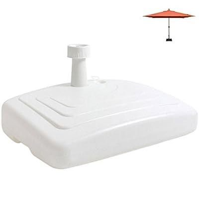 XL Schirmständer Sonnenschirmhalter Therasse Sonnenschirm Schirm Halter Wasser von Lennox bei Du und dein Garten
