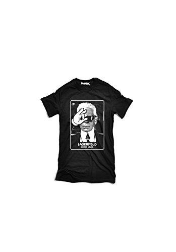 karl-lagerfeld-magic-hand-womens-t-shirt-black-x-large
