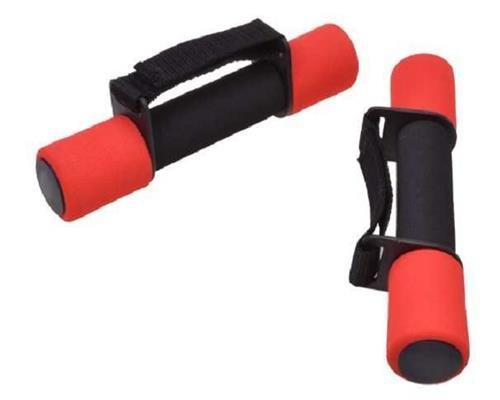 Titanus Fitness Hanteln 2 x 500g Hantel Gewichte Kurzhanteln Hantelset