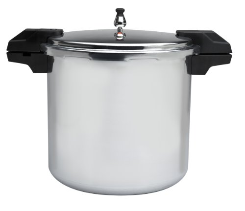 Mirro 92122 22-Quart Pressure Cooker - Canner